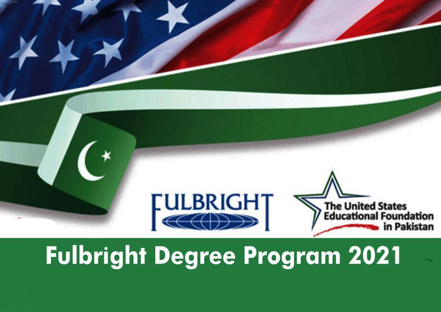 Fulbright Degree Program 2021