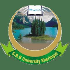 Shaheed Benazir Bhutto University Sheringal