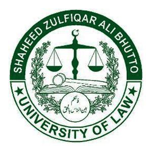 Shaheed Zulfiqar Ali Bhutto University of Law
